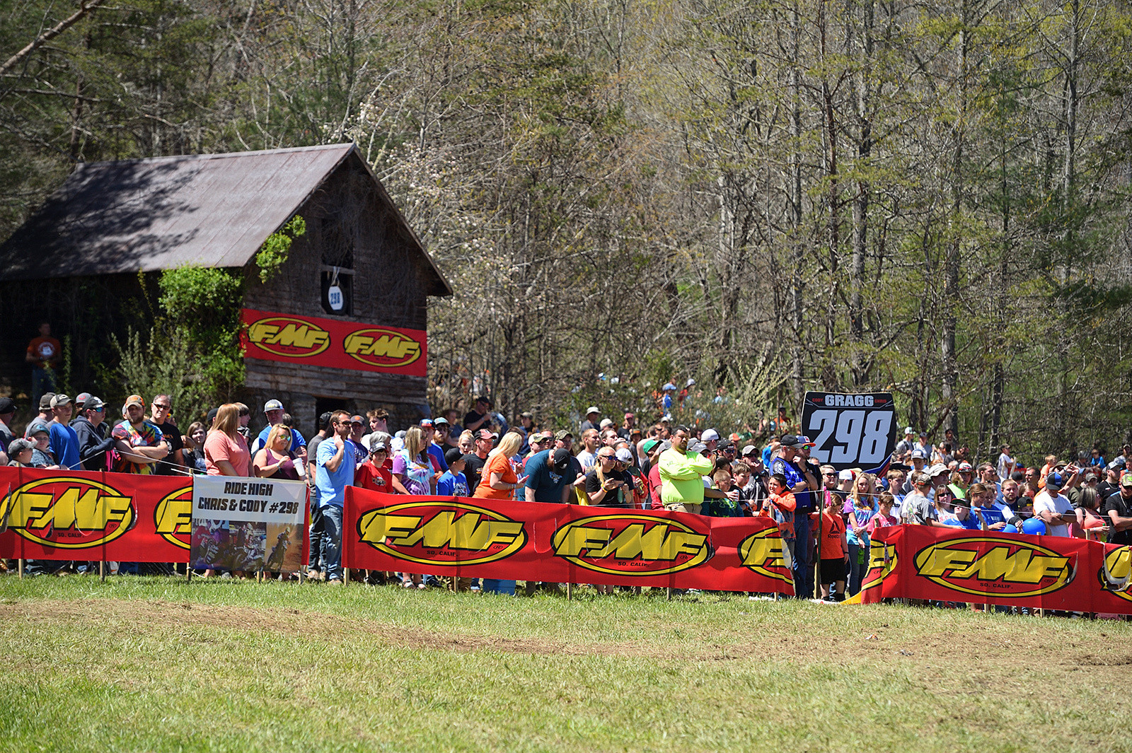 Tribute to Chris and Cody Gragg - Steele Creek GNCC - Motocross Pictures - Vital MX
