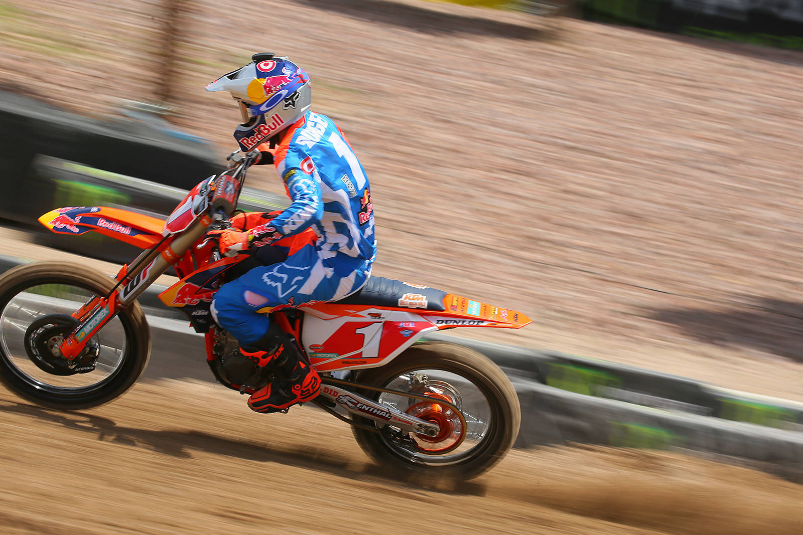 Ryan Dungey - Vital MX Pit Bits: Las Vegas - Motocross Pictures - Vital MX