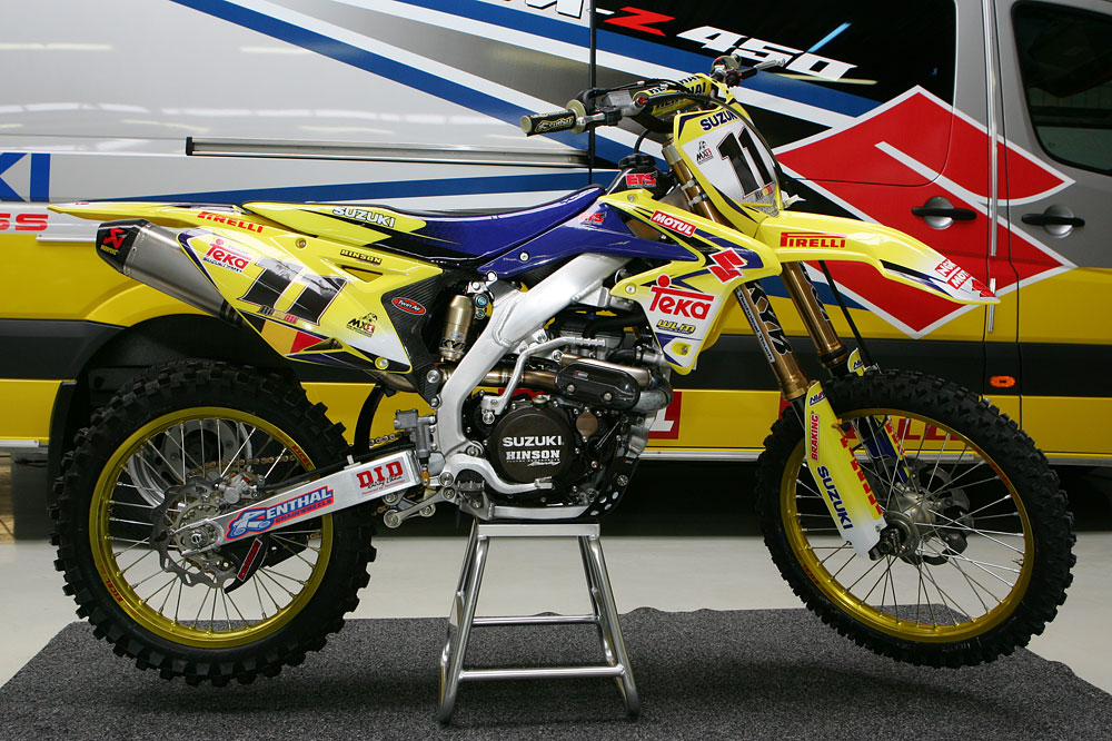 team teka suzuki wmx1 28 suzuki grand prix motocross. Black Bedroom Furniture Sets. Home Design Ideas