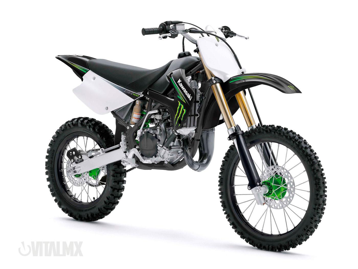 2009 Kawasaki KX™100 Monster Energy® - 2009 Kawasaki ...