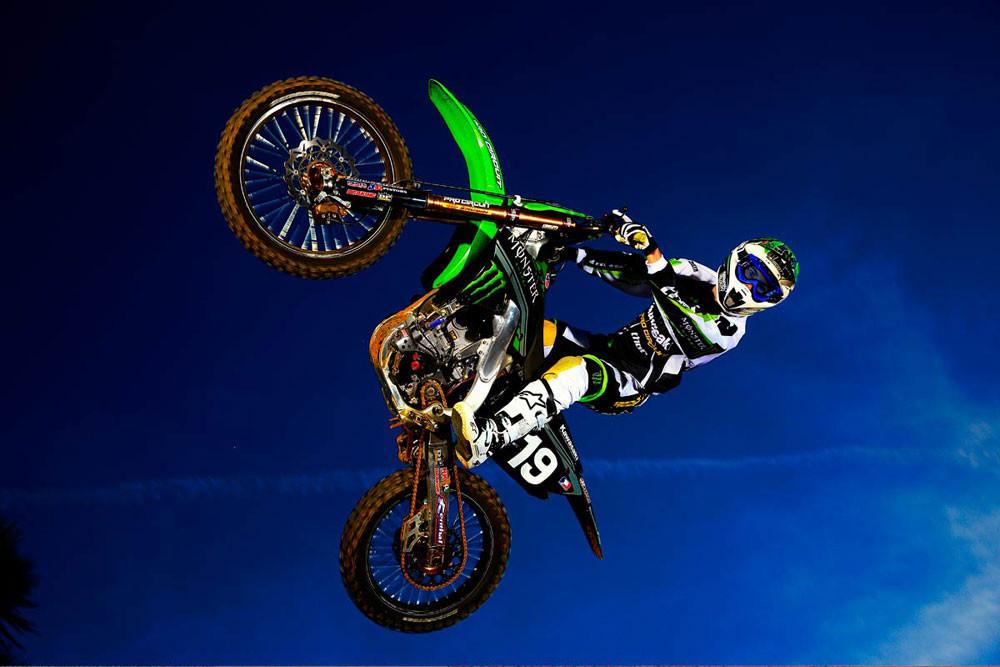Jake Weimer - 2009 Monster Energy Pro Circuit Kawasaki - Motocross Pictures - Vital MX