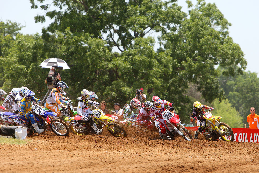 450 moto one start - Lucas Oil AMA Pro Motocross Championship: Freestone - Motocross Pictures - Vital MX