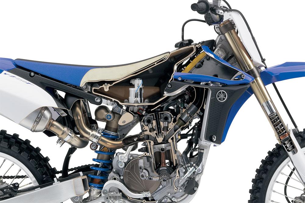 Make More Room Under Seat Yamaha