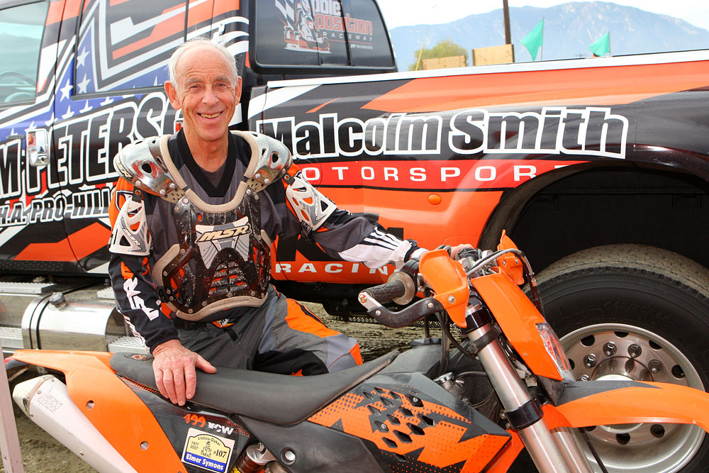 Malcolm Smith Ktm Ride Day Motocross Pictures Vital Mx