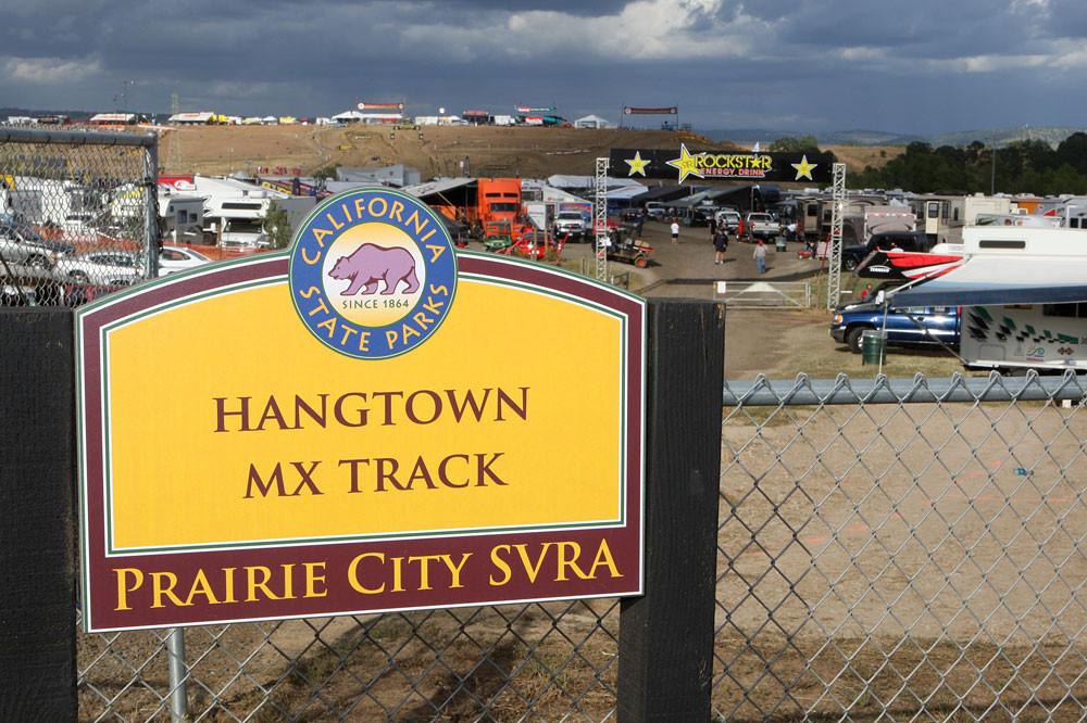 Prairie City SVRA - Vital MX Pit Bits: Hangtown 2010 - Motocross Pictures - Vital MX