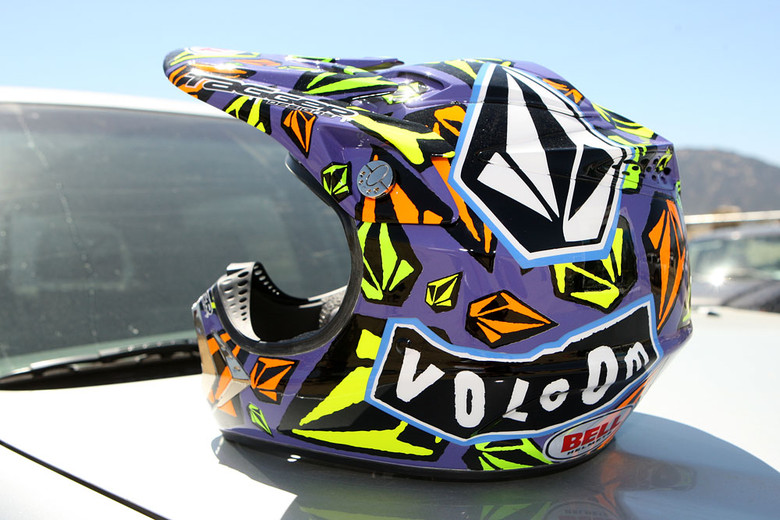 Custom Motocross Helmets