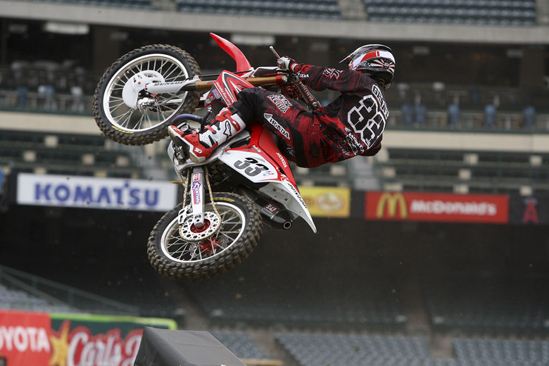 Josh Grant - 2011 Anaheim 1 Press Day - Motocross Pictures - Vital MX
