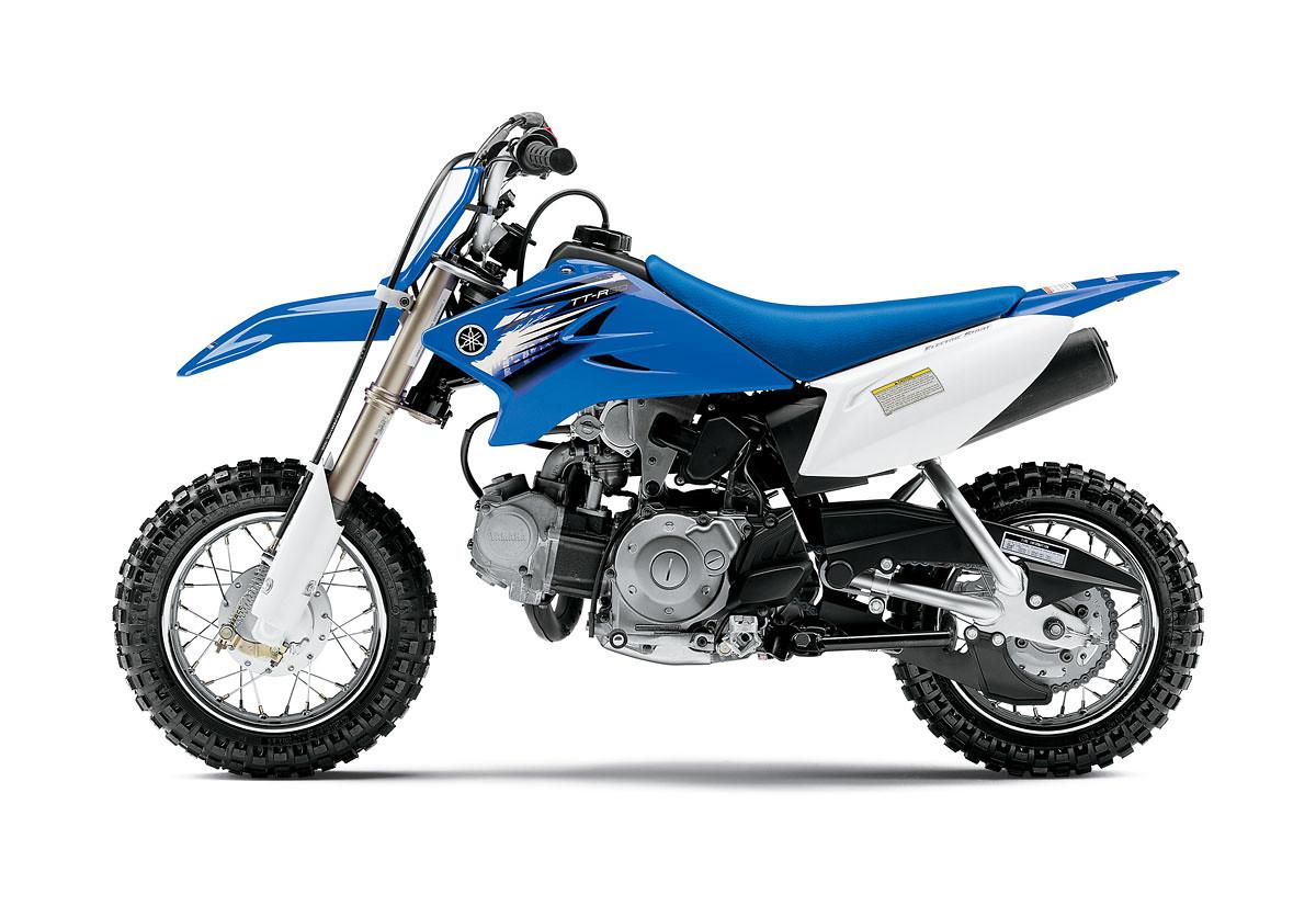 Yamaha Ttr  Rear Tire