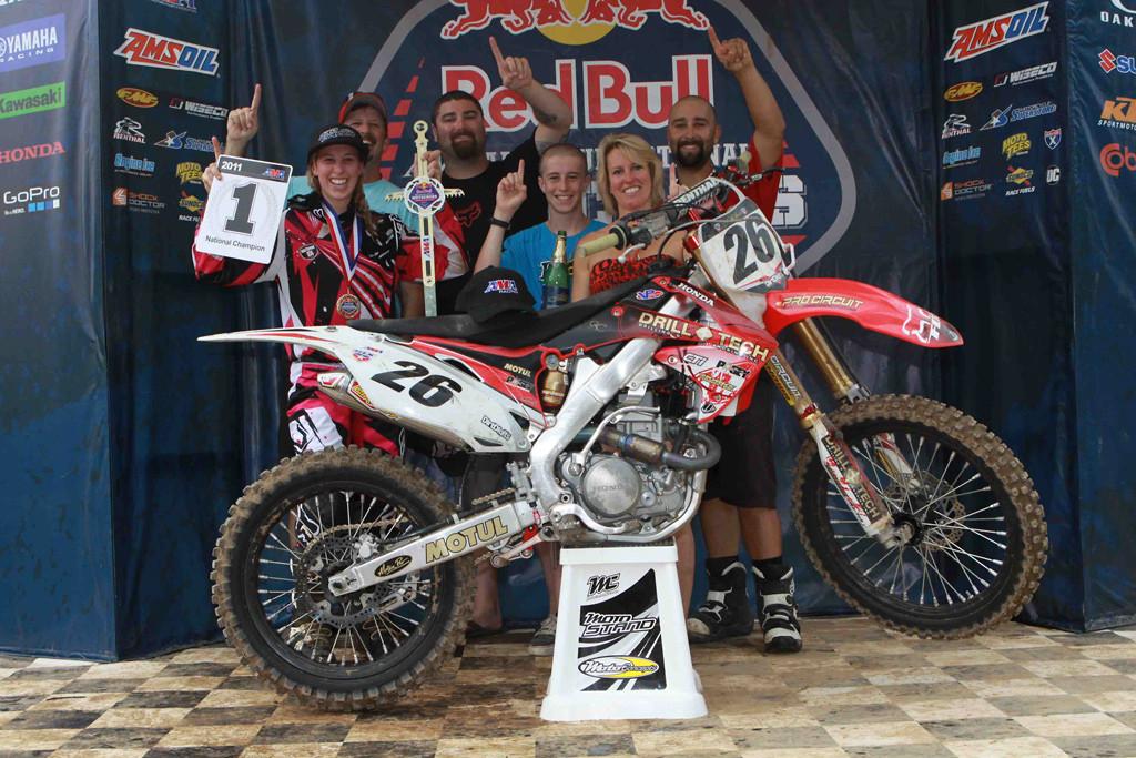 Kasie Creson - Photo Blast: Loretta's Friday - Motocross Pictures - Vital MX