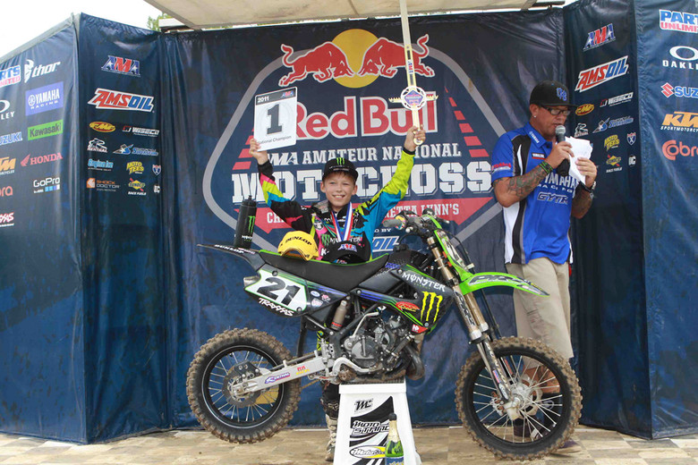 Austin Forkner - Photo Blast: Loretta's Friday - Motocross Pictures - Vital MX