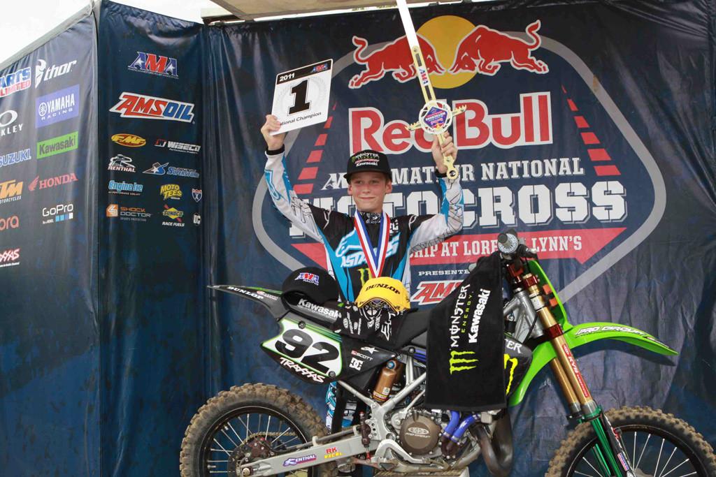 Adam Cianciarulo - Photo Blast: Loretta's Friday - Motocross Pictures - Vital MX
