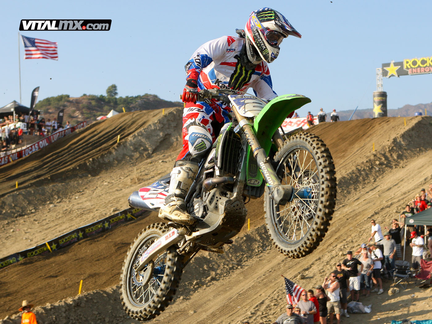 Ryan Villopoto - Team USA Wallpapers - Motocross Pictures - Vital MX