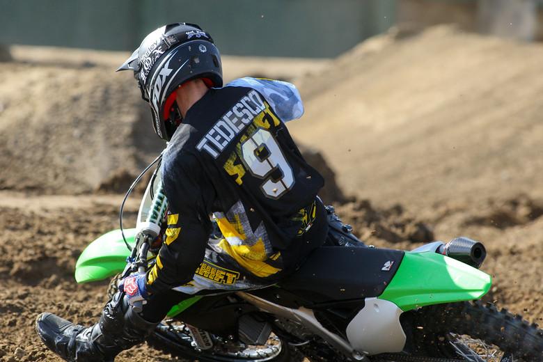 Ivan Tedesco - Pre-Season Pit Bits: Milestone - Motocross Pictures - Vital MX