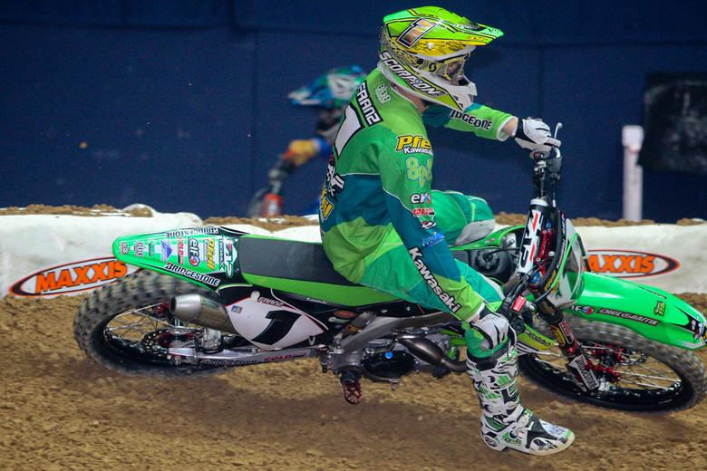 Florent Richier - Munich Supercross: Sunday - Motocross Pictures - Vital MX