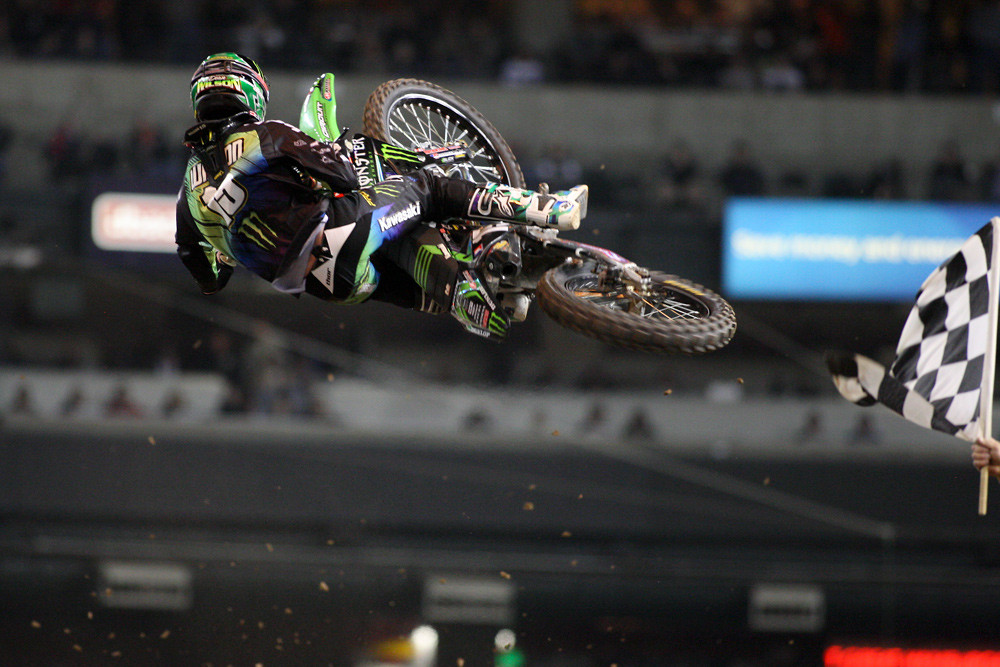 Dean Wilson - Photo Blast: Phoenix 2012 - Motocross Pictures - Vital MX