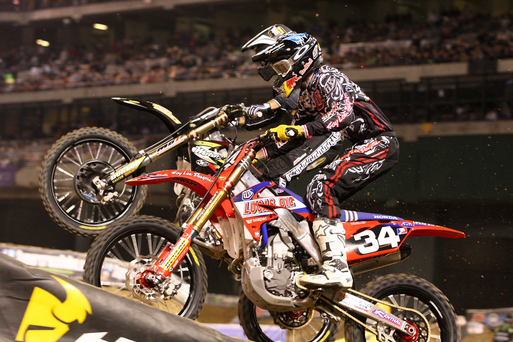 Cole Seely and Vince Friese - Photo Blast: Oakland 2012 - Motocross Pictures - Vital MX