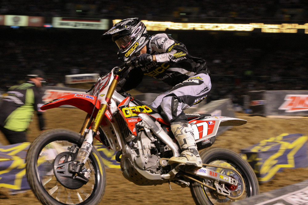 Eli Tomac - Photo Blast: Oakland 2012 - Motocross Pictures - Vital MX