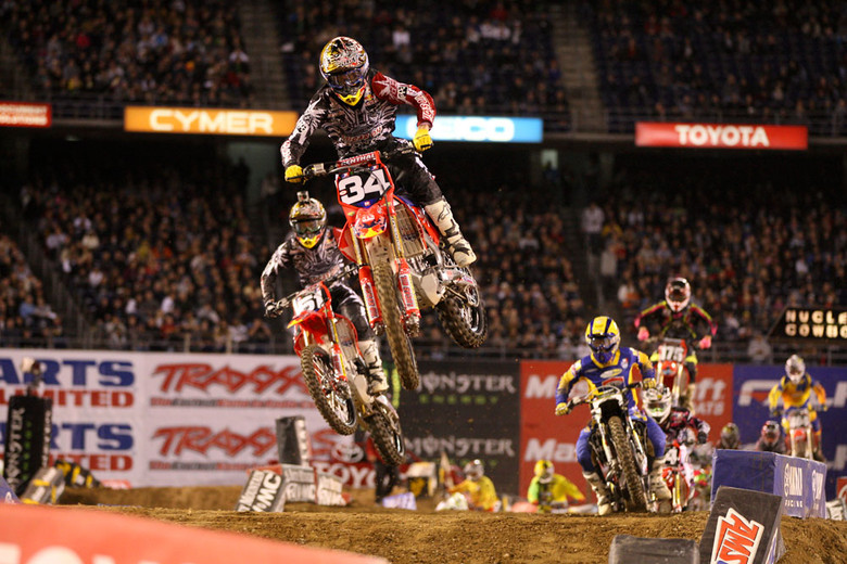 Cole Seely - Photo Blast: San Diego 2012 - Motocross Pictures - Vital MX