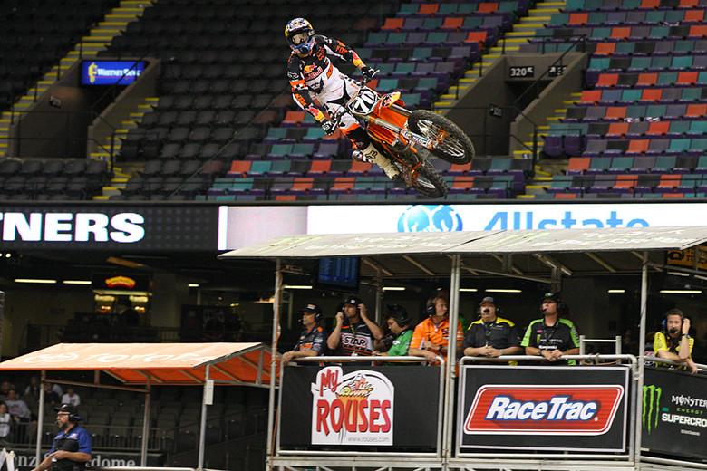 Ken Roczen - Vital MX Pit Bits: New Orleans - Motocross Pictures - Vital MX