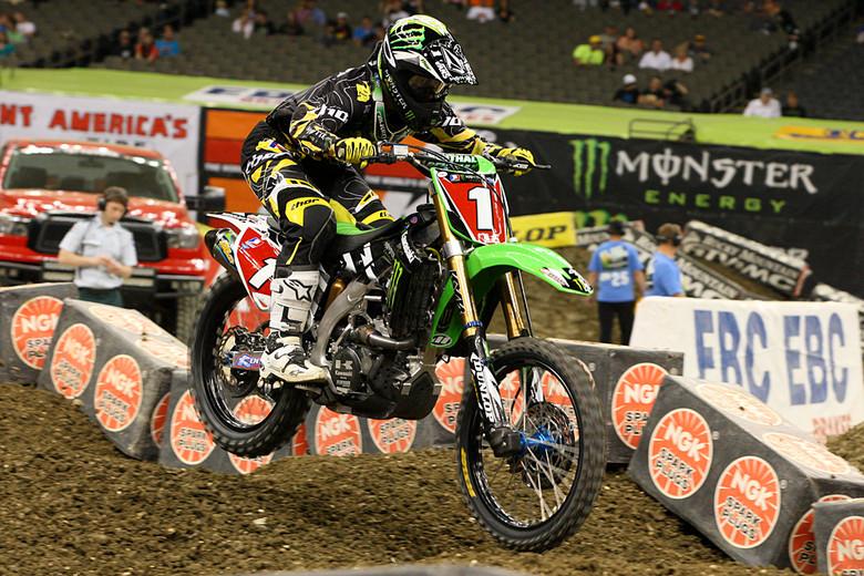Ryan Villopoto - Vital MX Pit Bits: New Orleans - Motocross Pictures - Vital MX