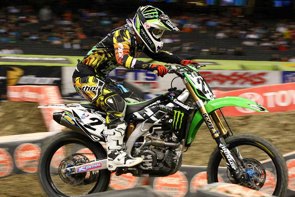 Jake Weimer - Vital MX Pit Bits: New Orleans - Motocross Pictures - Vital MX