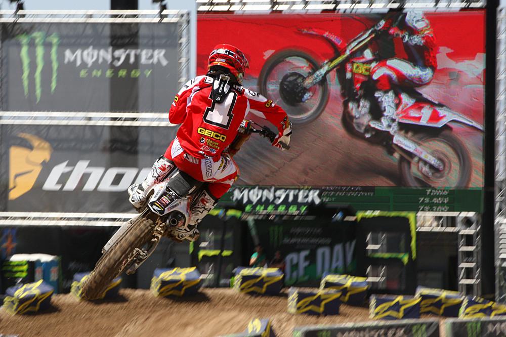 Justin Barcia - Vital MX Pit Bits: Las Vegas - Motocross Pictures - Vital MX