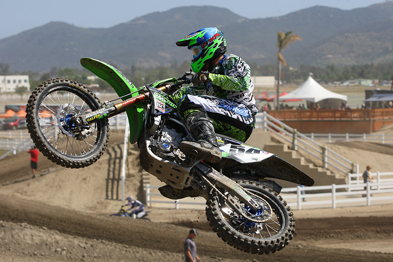 Weston Peick - Elsinore Pro Ride Day - Motocross Pictures - Vital MX