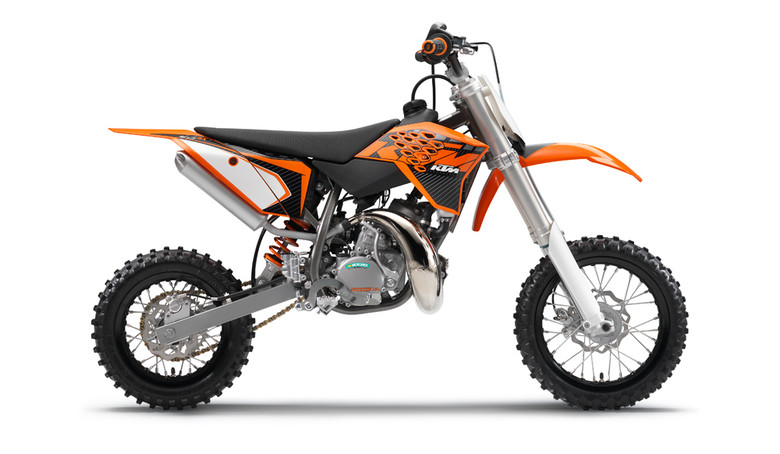 2013 ktm 85 sx - 2013 ktm mini and sx models - motocross pictures