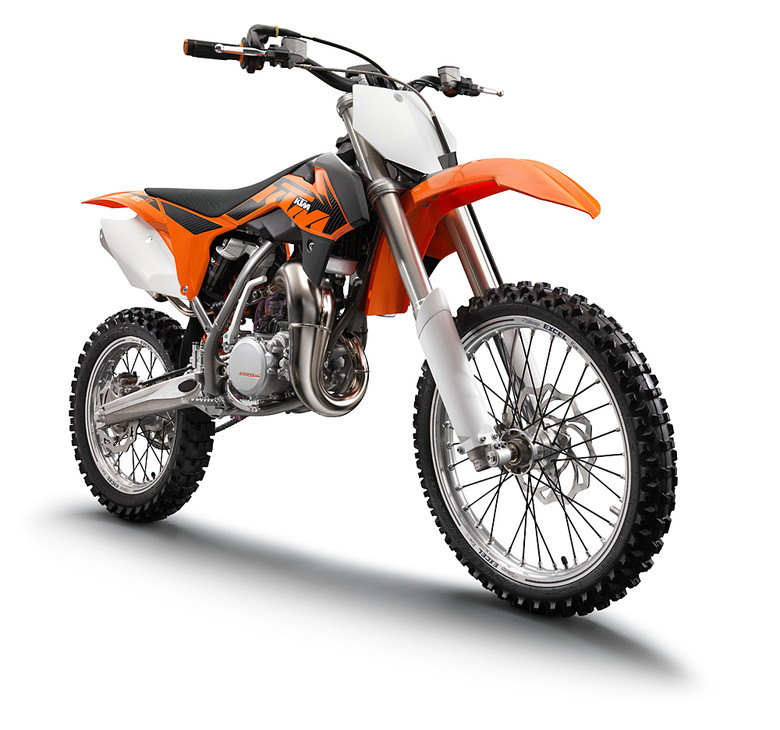 2013 KTM 85 SX - 2013 KTM Mini and SX Models - Motocross Pictures - Vital MX