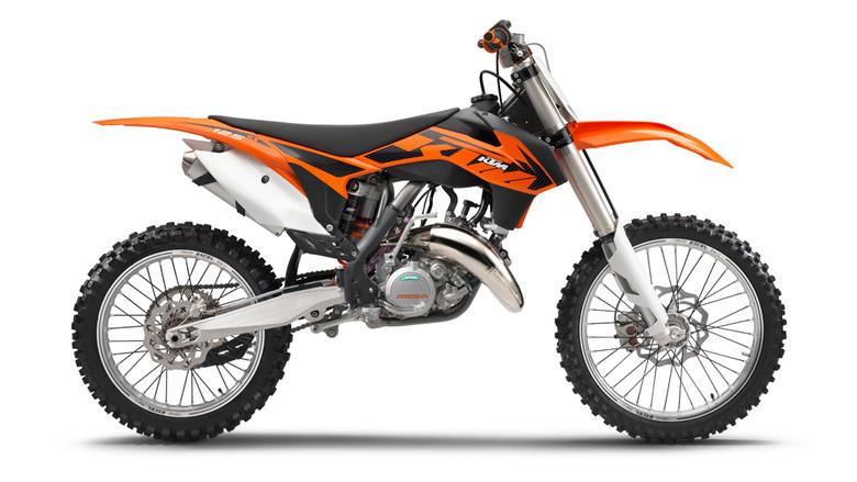 2013 KTM 125 SX - 2013 KTM Mini and SX Models - Motocross Pictures - Vital MX