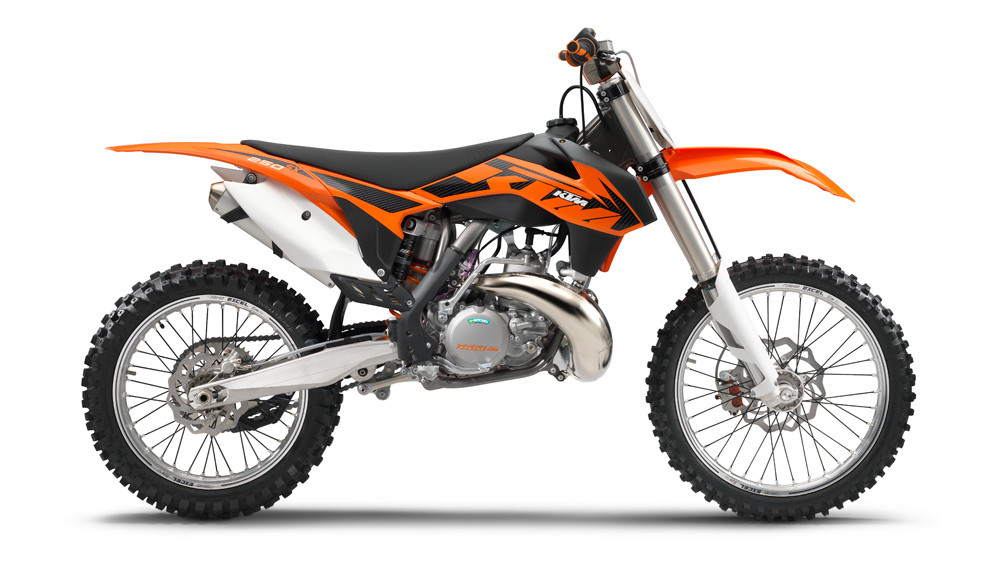 2013 KTM 250 SX - 2013 KTM Mini and SX Models - Motocross Pictures - Vital MX