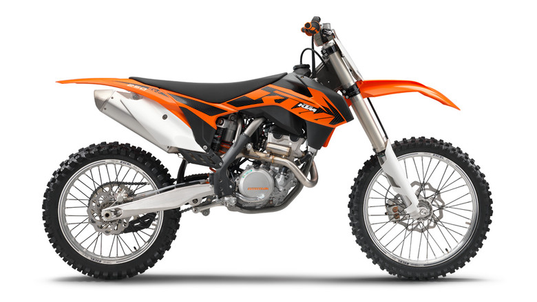 2013 KTM 250 SX-F - 2013 KTM Mini and SX Models - Motocross Pictures - Vital MX