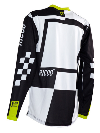Ricoò TG jersey - Ricoò - Motocross Pictures - Vital MX