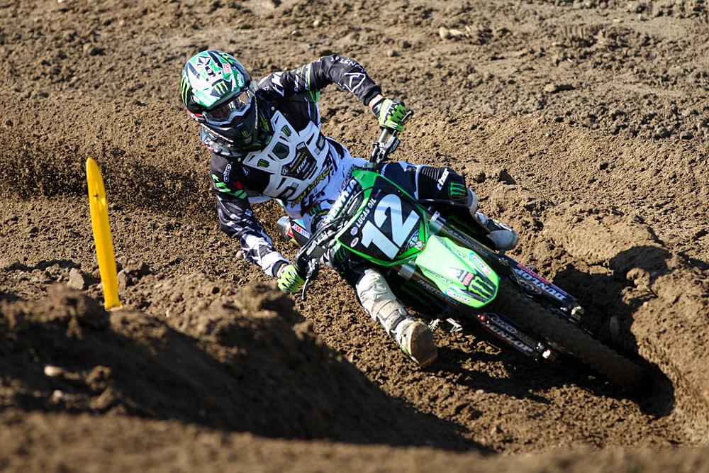 Blake Baggett - Quick Pics: Hangtown - Motocross Pictures - Vital MX