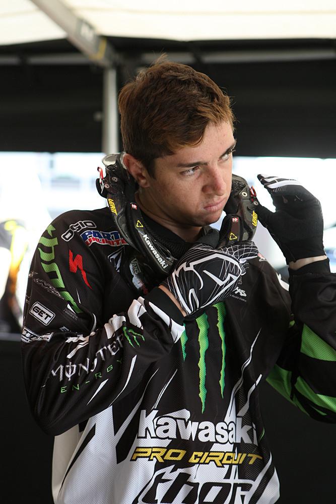 Dean Wilson - Vital MX Pit Bits: Hangtown - Motocross Pictures - Vital MX