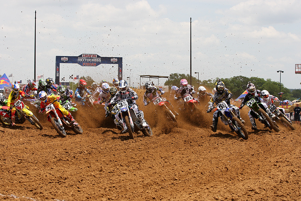 450 moto one start, Kyle Regal, Nico Izzi - Photo Blast: Freestone 2012 - Motocross Pictures - Vital MX