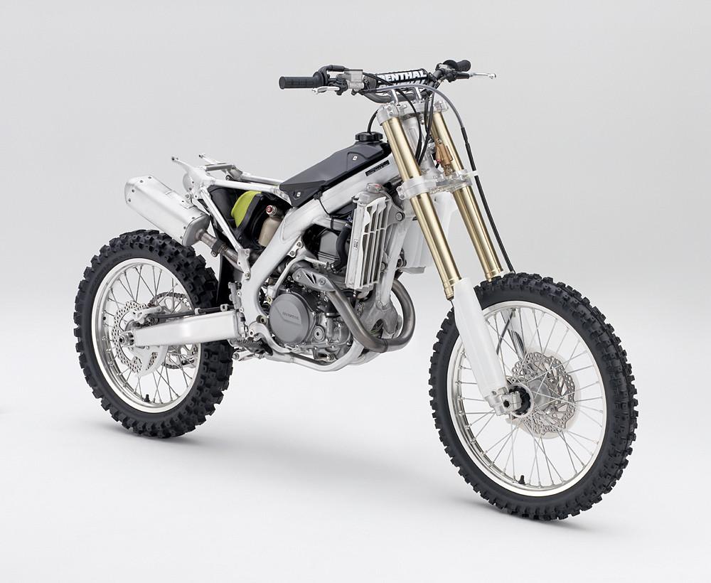 2013 Honda CRF450R - 2013 Honda CRF450R - Motocross Pictures - Vital MX
