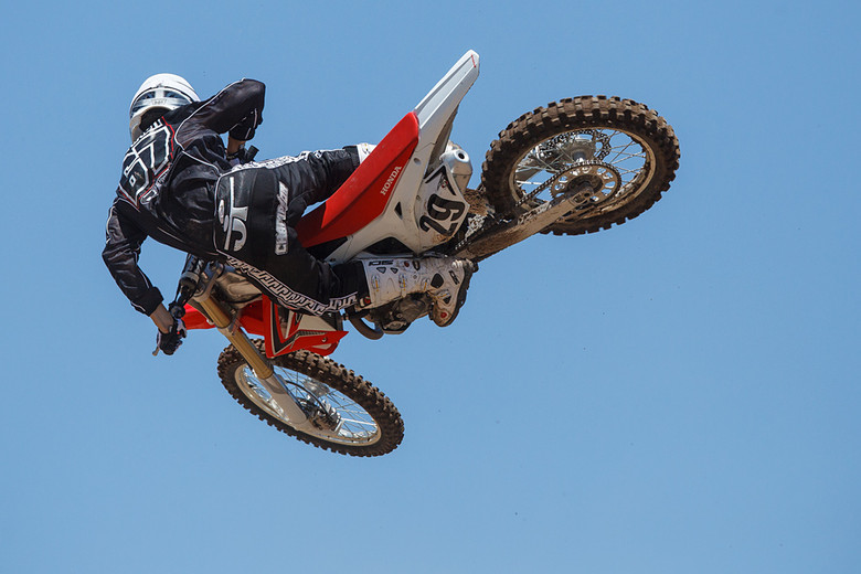 Scott Champion/2013 Honda CRF450R - 2013 Honda CRF450R - Motocross Pictures - Vital MX