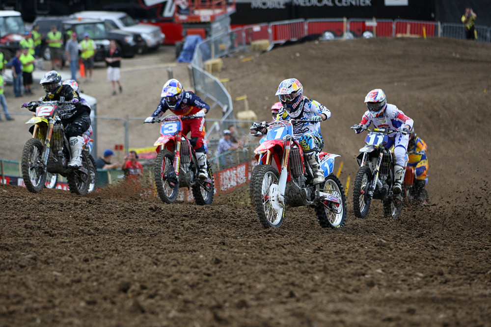 WMX moto one start, Ashley Fiolek - Photo Blast: Thunder Valley 2012 - Motocross Pictures - Vital MX