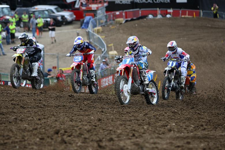WMX moto one start, Ashley Fiolek - Photo Blast: Thunder Valley 2012 - Motocross Pictures - Vital MX