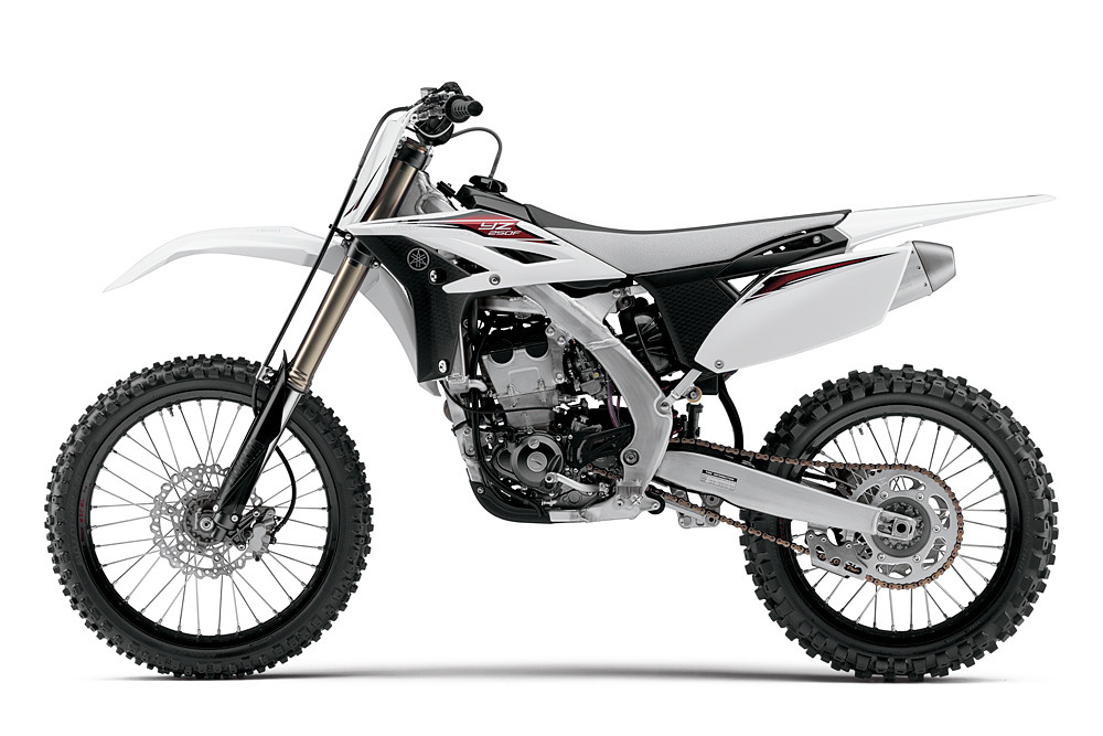 2013 Yamaha YZ250F - 2013 Yamaha YZ250F and YZ450F - Motocross Pictures - Vital MX