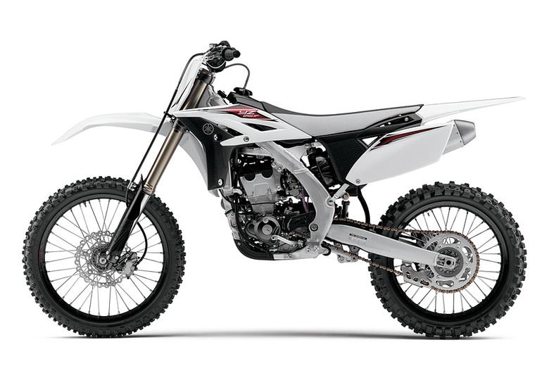 2013 Yamaha YZ250F - 2013 Yamaha YZ250F and YZ450F - Motocross Pictures - Vital MX