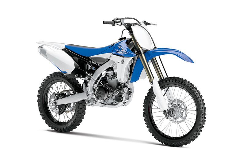 2013 Yamaha YZ450F - 2013 Yamaha YZ250F and YZ450F - Motocross Pictures - Vital MX