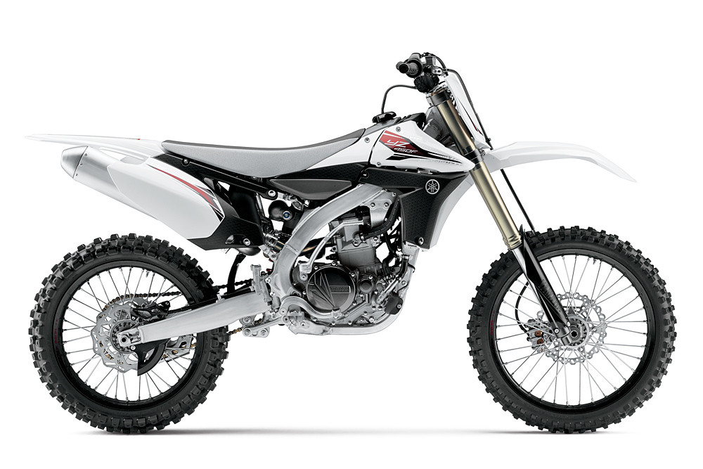 2013 Yamaha YZ450F - 2013 Yamaha YZ250F and YZ450F - Motocross Pictures - Vital MX