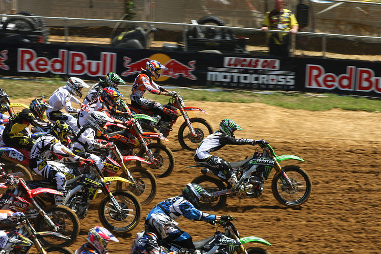 Ivan Tedesco - Photo Blast: Budds Creek 2012 - Motocross Pictures - Vital MX