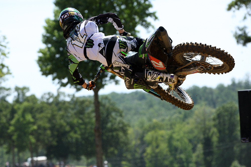 Blake Baggett - Photo Blast: Budds Creek 2012 - Motocross Pictures - Vital MX