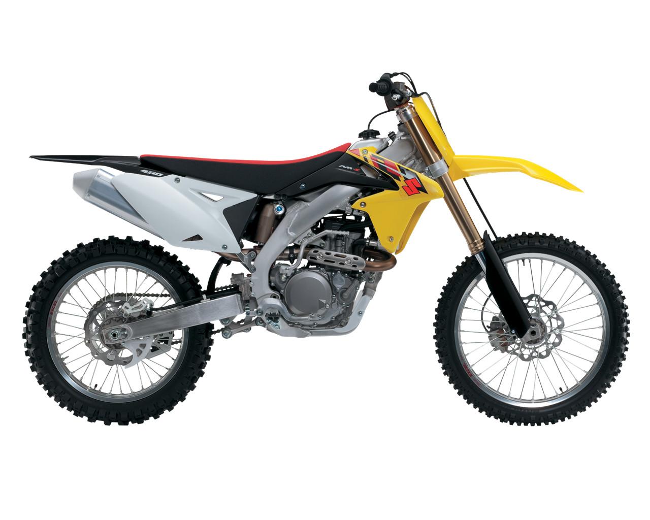 2013 Suzuki RM-Z450 - First Look: 2013 Suzuki RM-Z Models - Motocross Pictures - Vital MX