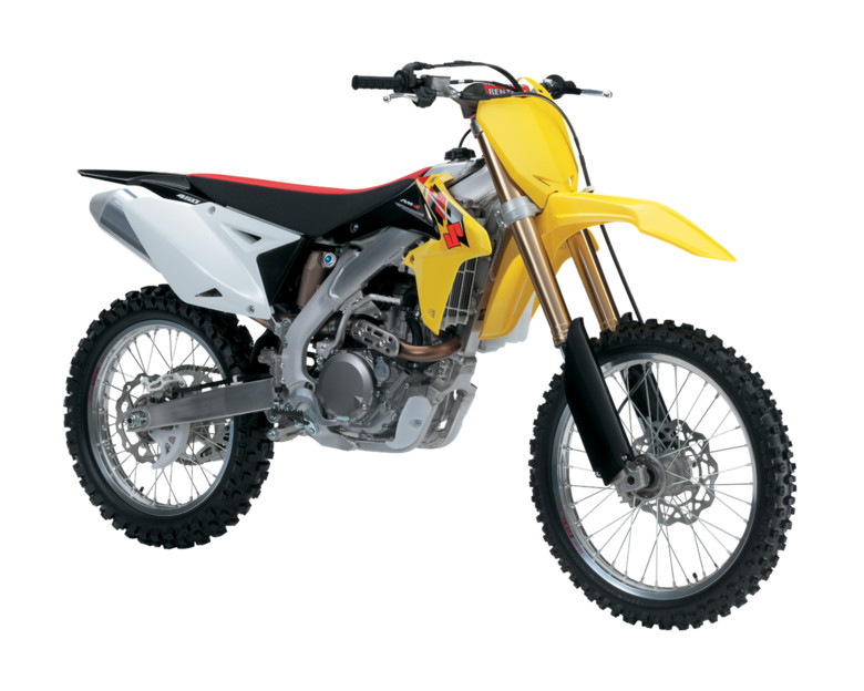 First Look: 2013 Suzuki RM-Z450 and RM-Z250