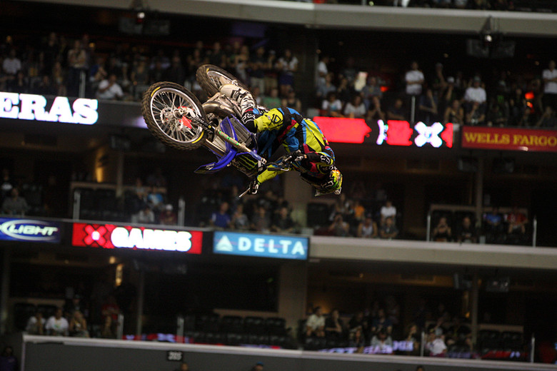 4: Edgar Torronteras - Top Six: X Games Moto X Best Whip - Motocross Pictures - Vital MX
