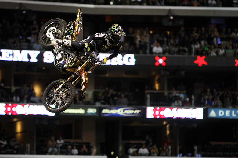 1: Jeremy Stenberg - Top Six: X Games Moto X Best Whip - Motocross Pictures - Vital MX